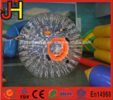 携帯用圧延娯楽のための人間の膨脹可能なボディZorbの球