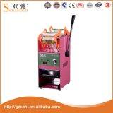 De halfautomatische het Vullen van de Kop Verzegelende Machine van de Kop Sc-A9