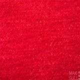 Tessuto Mixed delle lane di buon lustro nel colore rosso