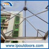 шатер Pagoda шатра Marqueen крыши PVC 5m прозрачный для торговой выставки