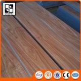 Revestimento do vinil do clique do vinil do revestimento da textura da madeira de carvalho