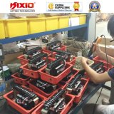 Chariot électrique à double vitesse de Kixio pour l'élévateur à chaînes