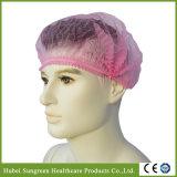 Protezione non tessuta blu della calca, protezione della clip, protezione pieghettata