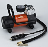 12V dirigent le type piloté gonfleur de pneu de véhicule avec l'éclairage LED