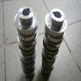 Hochgeschwindigkeitsgang für Produktion und das Aufbereiten Aluminiumlegierung-synchroner Timingscheibe G