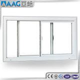 Finestra di scivolamento di alluminio standard moderna