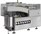 ガラスびんのためのQcl160超音波自動洗濯機