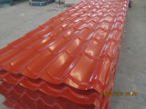 Тип застекленная плитка Африки толя/несимметричная плитка крыши