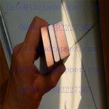 Elektrode van de Staaf van het Koper van het titanium de Beklede voor Natte Metallurgie/Cokesfabrieken