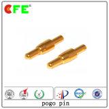 Federgelagerter elektrischer KontaktPin für nähendes Licht