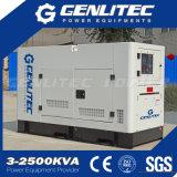 Супер молчком генератор дизеля Changchai приведенный в действие двигателем 24kw 30kVA