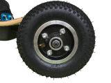 Приветствующий двойные колеса мотора 1650W*2 4 с скейтборда дороги электрического