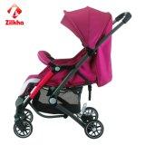 Voiture bébé pour H302 avec cadre et siège régulier et carrycot