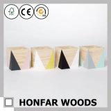 Fourniture de bureau Stylo en bois moderne Porte-stylo en bois Artisanat en bois