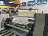 Équipement de laminage de film semi-automatique avec système de collecte de papier vibrant