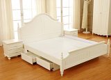 Moderno Adulto King Size Home Bedroom Set Furniture