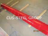 665 perfiles de la hoja del material de construcción/acanalaron la hoja del material para techos del color