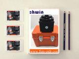 1本のステップファイバーの包丁/光ファイバスプライサが付いている熱い販売のスプライサ機械Tcw-605