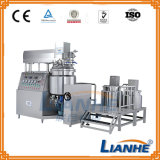 El tanque cosmético del homogeneizador del mezclador del vacío de la emulsión
