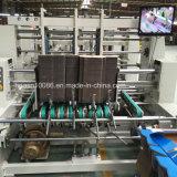 Máquina ondulada de Gluer do dobrador da caixa da parte inferior do fechamento do grande formato (SCM-1600C)