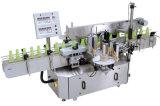 Máquina de etiquetas quente da luva do Shrink do frasco dobro automático das cabeças