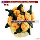 Flor de la boda flor decorativa girasoles casa decoración (g8095)