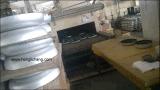Linha de revestimento automática do pulverizador do Teflon para o fogão Non-Stick