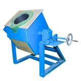 Forno ad induzione per media frequenza di piccola capacità di IGBT per l'alluminio di rame d'acciaio di fusione del ferro
