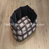 Formtartan-Haustier-Produkt-Hundekatze-Bett-Sofa