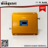 DoppelbandGSM/Dcs 900/1800MHz 2g 3G 4G mobiler Signal-Verstärker