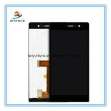 Части LCD мобильного телефона высокого качества для Huawei восходят P7