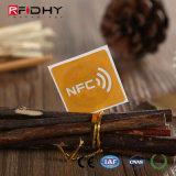 Hitag S 256bit 13.56 MHZ RFID NFC Aufkleber für Zahlung
