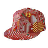 형식 다채로운 편평한 테두리 모자 (JRN094)