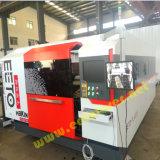 Laser-Maschine der Faser-1000W mit Austausch-Tisch (FLX3015-1000W)