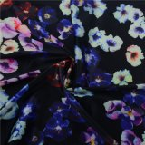 Tela de seda da impressão de Digitas da tela de matéria têxtil de China (TLD-0081)