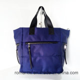 Populäre Nylondame-kaufenhandtaschen-Süßigkeit-Farben-Freizeit-Handbeutel (NM-032204)