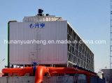 FRP Squaretype geöffneter Kreisläuf-Wechselstrom-Kühlturm (YHA-100T~1000T)