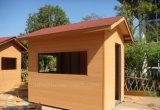 옥외 비바람에 견디는 목제 플라스틱 합성 벽 클래딩