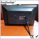 7 pulgadas TFT LCD SD USB marco de fotos digital (XH-DPF-070S8)