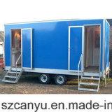 Neuer Entwurfs-bewegliche bewegliche Toilette