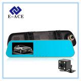 HD cheio gravador de vídeo de 4.3 polegadas com carro DVR
