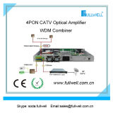 FTTH Pon EDFA, CATV Wdm EDFA combinador
