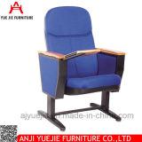 이용된 덮개를 씌운 시트 대중적인 강당 교회 의자 Yj1607r