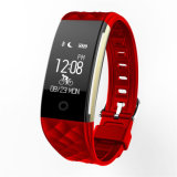 Sports Watch Fitness Tracker Monitor de frequência cardíaca S2 Smart Bracelet para Android / Ios