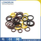 Joint circulaire résistant en caoutchouc de silicones de pétrole pour le cachetage de pompe