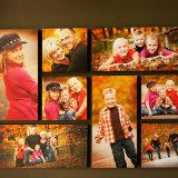 Изготовленный на заказ напечатанная цифров холстина искусствоа стены с домашним фотоим декора