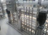 Equipo del agua potable del RO con tecnología de la desalación