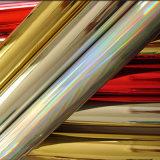 Stampa di timbratura calda di carta di alluminio della pellicola per la macchina