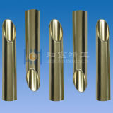 Admiralitäts-Messinggefäß für Kondensator und Wärme-Austauscher, Wasser-Verdampfer, Dampfkessel-Dampfablassen-Wärmetauscher, Luft-Kühlvorrichtungen, Messing C44300 Hsn70-1 C68700 Hal77-2