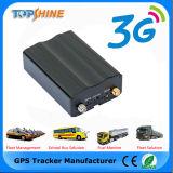 Rastreador de GPS do veículo 3G com sensor de combustível Localização de duas vias